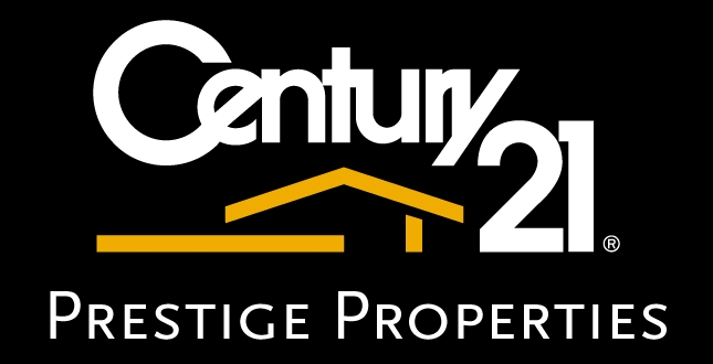 Century 21 Black with Gold Carlos Samuelson Logo