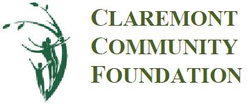 Claremont Community Foundation Logo with workd